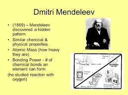 The Periodic Table of the Elements - ppt video online download
