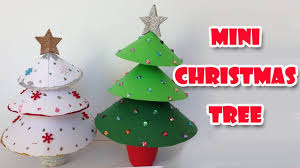 Make Your Own Foam Christmas Tree  Craft Activities For Kids Foam Christmas Tree Crafts
