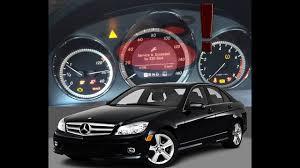 Mercedes Benz Brake Wear Warning Light Service A Indicator How To Reset Mercedes Benz C Class