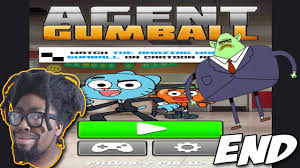cartoon network games the amazing world of gumball agent gumball 12 goblin found end