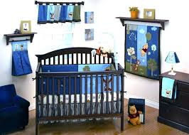 baby nursery winnie the pooh baby nursery classic room decor designs rare cot bed set