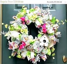 spring front door wreaths architecture outdoor wreaths fl wreaths wreaths for your front door for spring spring front door wreaths
