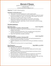 Bartender Resume Skills To Get Ideas How To Make A Good Resume