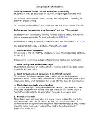 correct format of resumes an innovative alternative to providing writing feedback on correct