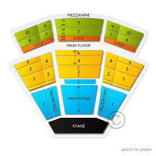 Santa Fe Opera House Tickets