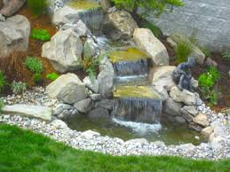 Backyard Waterfalls Ideas And Ponds Pictures Small Waterfall. Backyard  Waterfalls Kits Waterfall Pictures And Designs Large Pond For Sale.