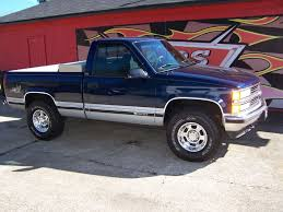 Complete Automotive Restoration Services - 1995 Chevrolet C/K1500