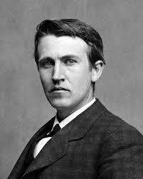 Image result for Thomas Edison
