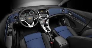 2011 Chevy Cruze Interior Unveiled Hours Before Official Paris ...