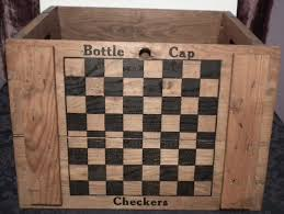 Old Wooden Board Games Vintage Wooden Beer Crates Old Antique Beer Case 84