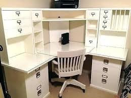 Corner office desk with hutch Oak Wonderful White Corner Desk With Hutch Desk Corner Office Desk Workstation With Hutch White Ironstone Biljkekaolijekinfo Wonderful White Corner Desk With Hutch Desk Corner Office Desk