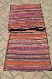 Large Baluch flat woven khorjin, 2nd. Q. 20th C. 64