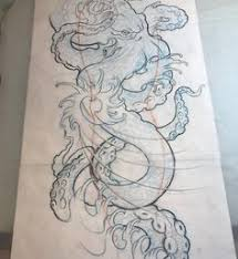 Small Picture Octopus Sketch even though they creep me out Tattoos
