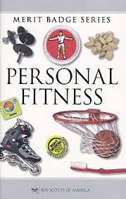 Personal Fitness Merit Badge Chart Personal Fitness Merit Badge 2014