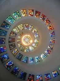 stained glass windows for home create a church like highlight in your home with stained glass