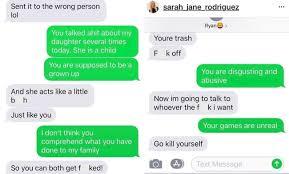 Text Essages Tamra Judges Son Ryan Vieths Ex Leaks Threatening Text