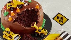 100 Gambar Kue Ulang Tahun Untuk Anak Lucu Unik