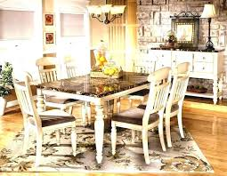 R Stupendous Country French Dining Room Table Chairs