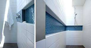 how to waterproof a shower niche