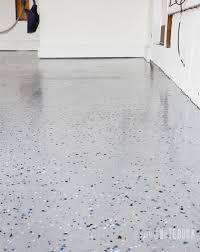 diy garage floor tutorial rocksolid