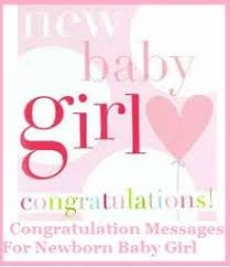 Congratulation Messages Baby Boy Babies Infants Titles