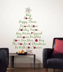christmas decoration for office. Wall-christmas-tree-alternative-christmas-tree-ideas_62 Christmas Decoration For Office 0