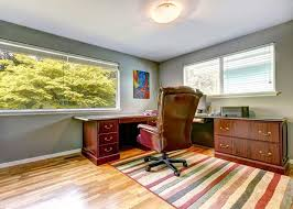 home office rug placement. rug guide 11 home office placement t