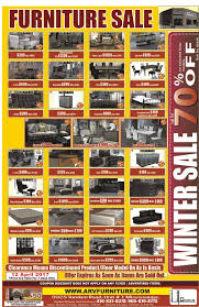 Furniture In Kitchener Arv Furniture Flyers Checkout Our Promotional Offers