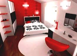 modern bedroom black and red. Black Red And White Bed Modern Interior Decorating Ideas Bedroom I