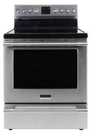 Professional Electric Ranges For The Home Frigidaire Professional Fpef3077qf Electric Range Review