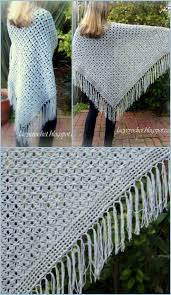 Free Shawl Crochet Patterns Mesmerizing 48 Free Crochet Shawl Patterns Free Crochet Patterns Crochet