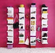 lack vertical wall shelf unit white