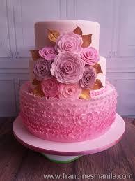 Debut Cake Design Debut Anniversary Francines Sweet Treats