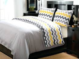 yellow gray and white bedding gray and yellow bedding sets king size bed chevron king size