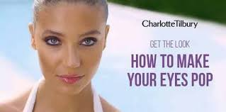 makeup looks guys love get the look how to make your eyes pop