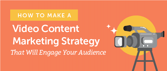 Content Marketing Strategy Video Marketing Strategy How To Seriously Engage Your