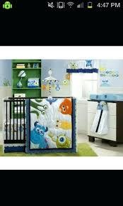 monsters inc crib bedding monsters inc crib bedding set kids line babies r us i know
