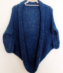 Free Easy Knitting Patterns Best Free Easy Shrug Knitting Pattern Knits Up Fast Linda Daily
