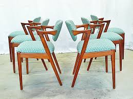cool mid century modern dining room chairs 3
