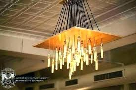 diy edison bulb chandelier full size of round light 6 best plug in pendant ideas home