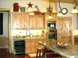 decorating ideas above kitchen cabinets decorating