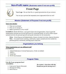 Equine Business Plan Template 24 Best Of Equine Business Plan