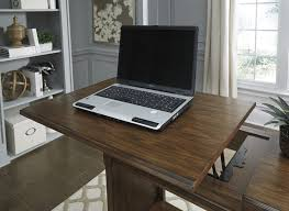 Woodboro Lift Top Coffee Table Buy Woodboro Home Office Lift Top Desk By Signature Design From