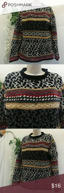 Designers Studio Originals Designers Studio Originals Chenille Sweater Gorgeous Super