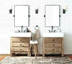 reclaimed wood bathroom vanities bathroom vanities pottery barn pottery barn playroom pottery barn playroom rugs