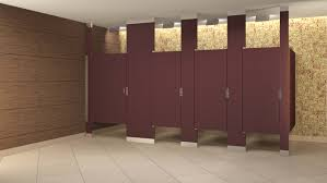 Hiny Hiders Commercial Bathroom Partitions  Stalls - Restroom or bathroom