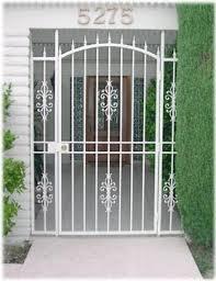 front door gatepalmspringshouse