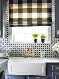 Kitchen Windows Large Kitchen Window Treatments Hgtv Pictures Ideas Hgtv