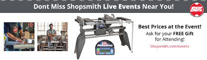 Woodworking Tools Shopsmith Woodworking Equipment And
