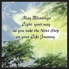 May The Blessing Of Light Be Upon You May Blessings Light Your Way Words On Wood